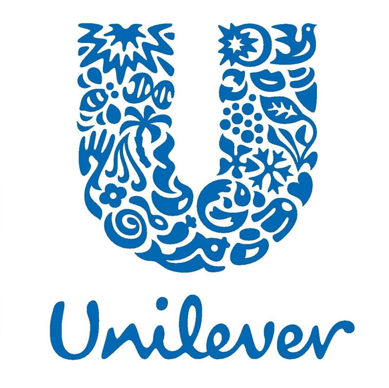 Unilever logo hidden message