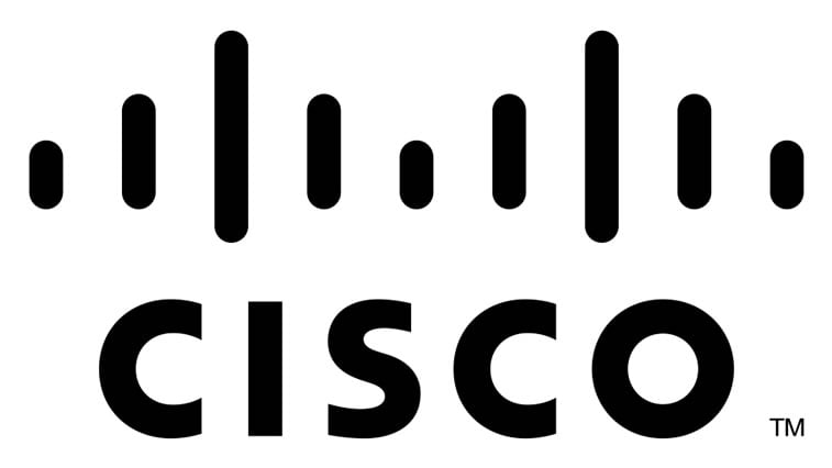 Cisco logo hidden message