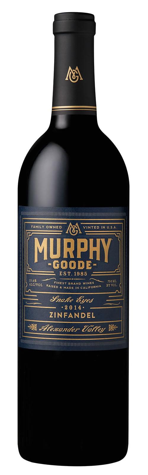dizajn etikete za vino murphy goode