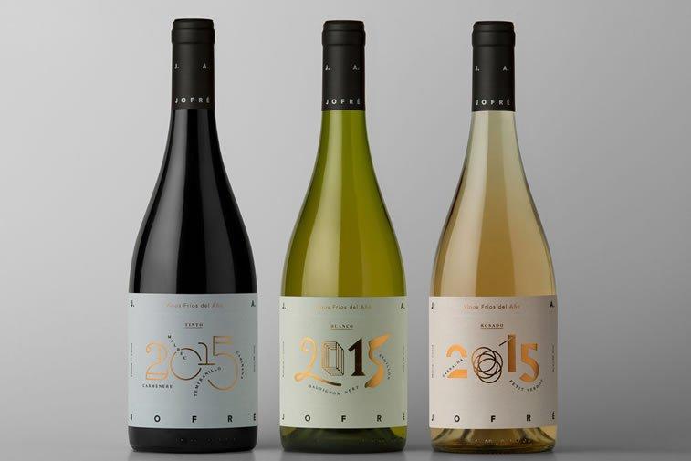 dizajn etikete za vino vinos frios
