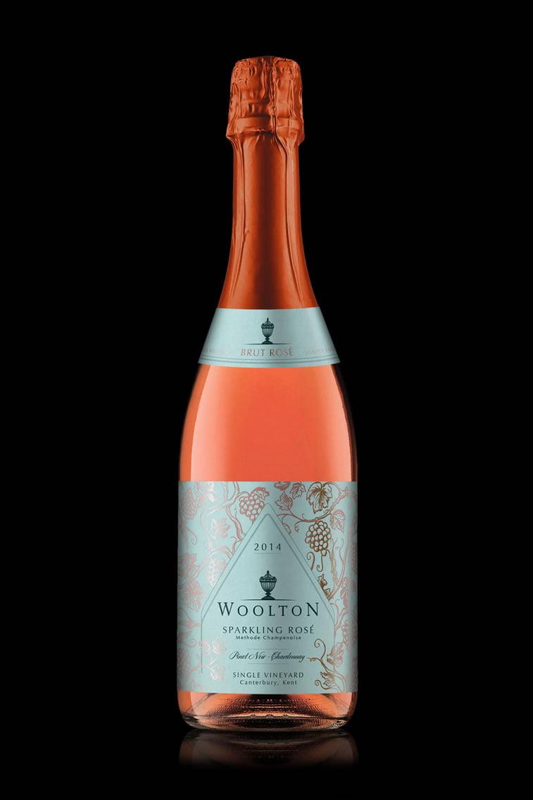 dizajn etikete za vino woolton