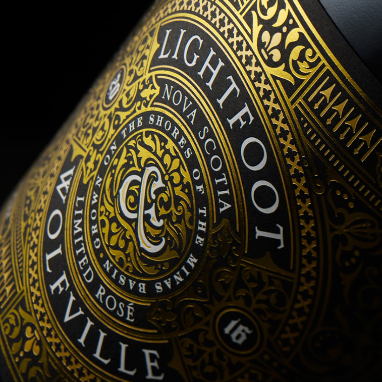 dizajn etikete za vino