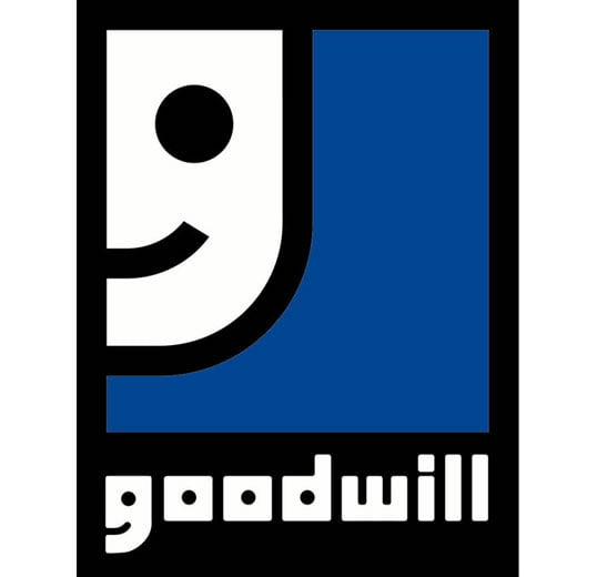 Goodwill logo hidden message