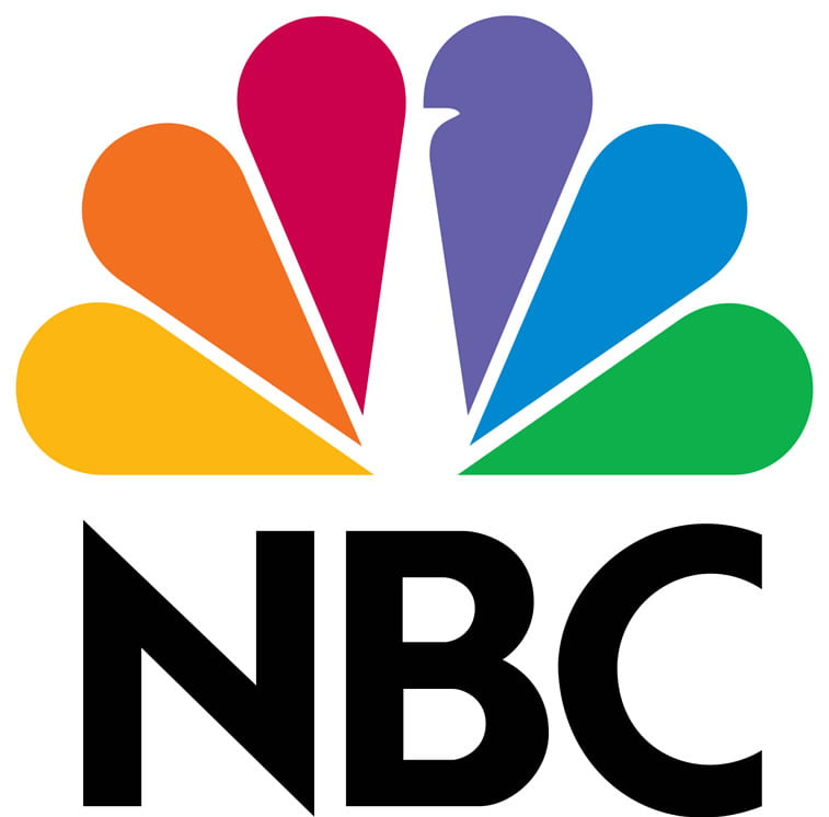 NBC logo hidden message