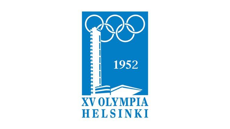 1952 helsinki summer olympics logo