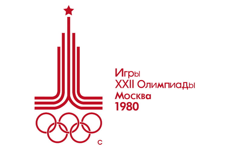 1980 moscow ussr olympics logo