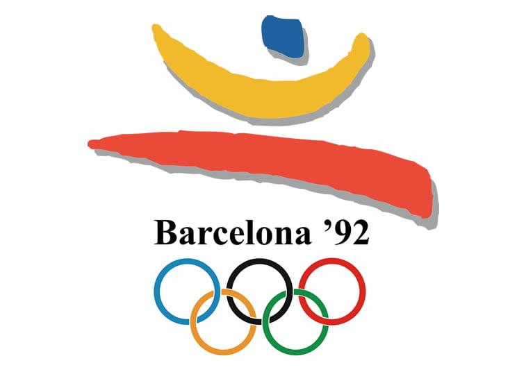 1992 barcelona summer olympic logo