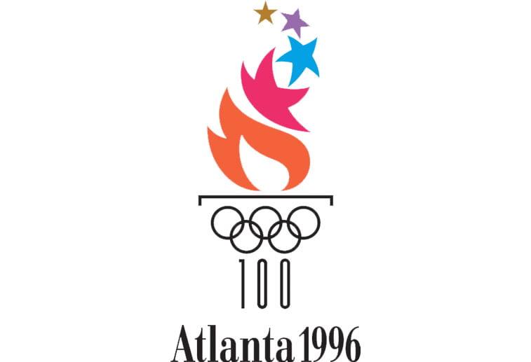 1996 atlanta summer olympics logo