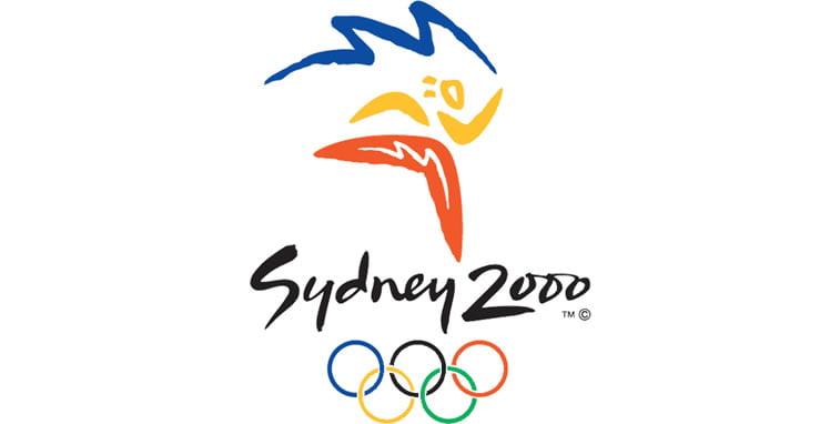 2000 sydney summer olympics logo