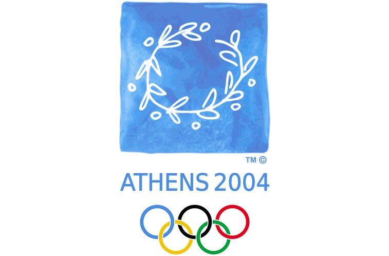 2004 athens summer olympics logo