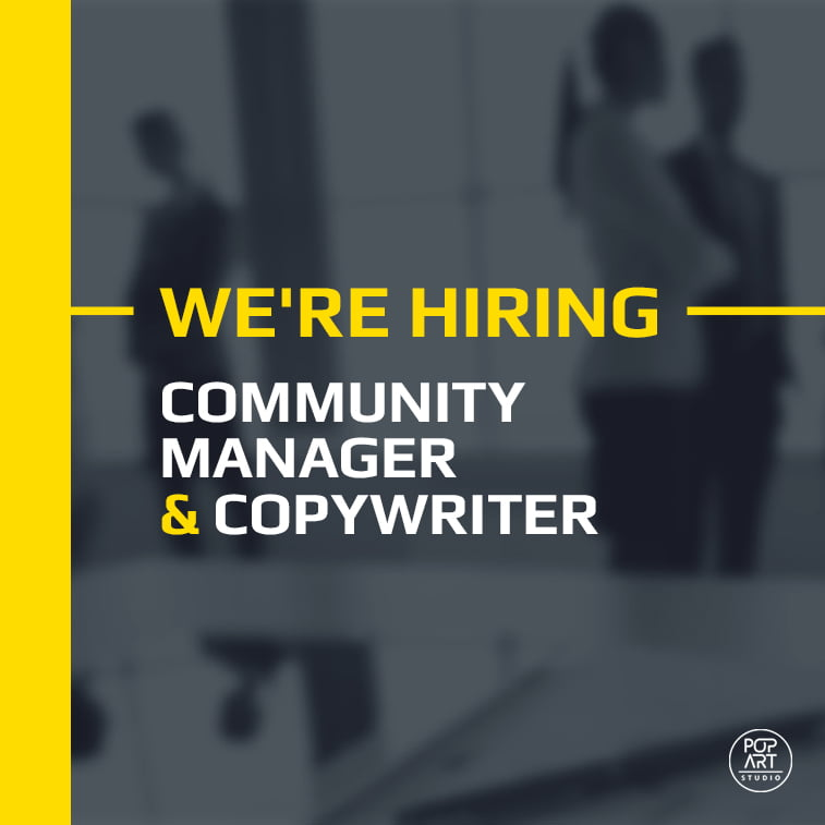 Community manager / copywriter
