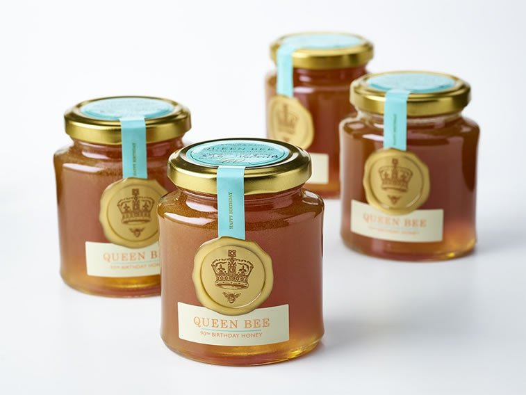etikete za med fortnum and mason queen bee (2)