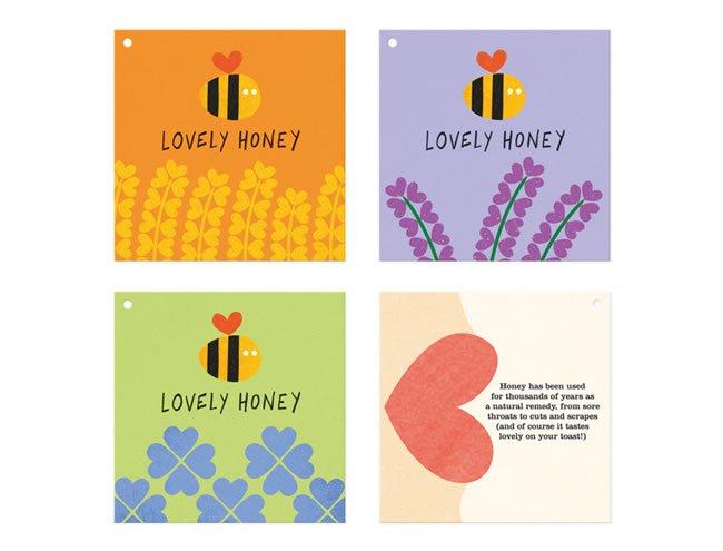 dizajn etikete za med lovely honey (3)