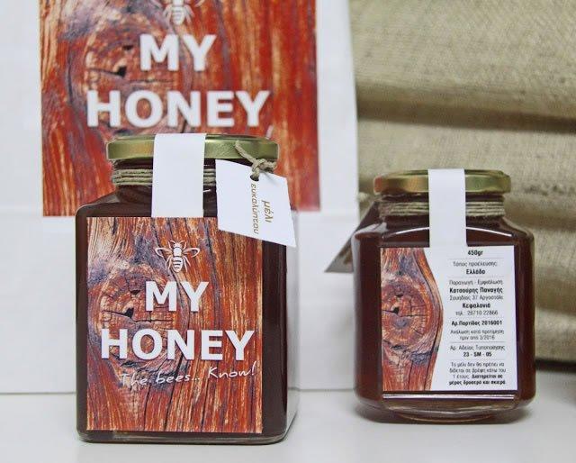 dizajn etikete za med my honey (1)