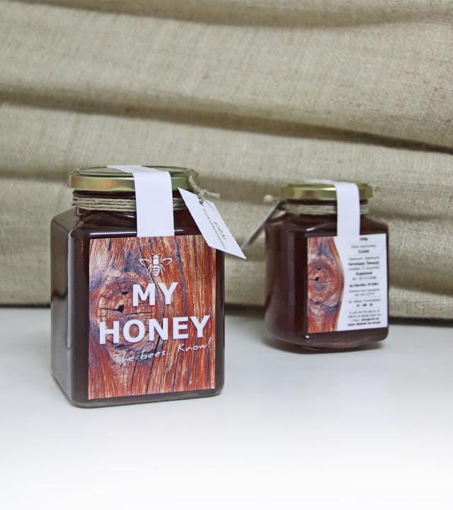 dizajn etikete za med my honey (2)