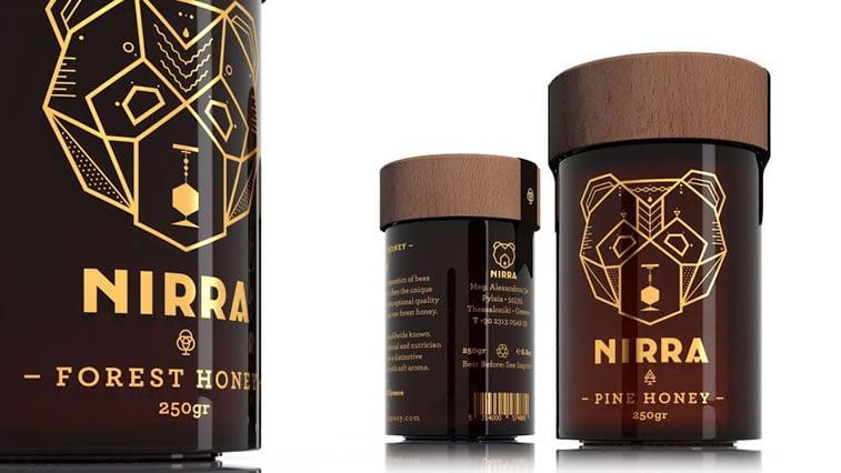 dizajn etikete za med nirra honey (1)