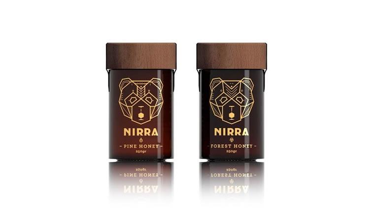 dizajn etikete za med nirra honey (2)
