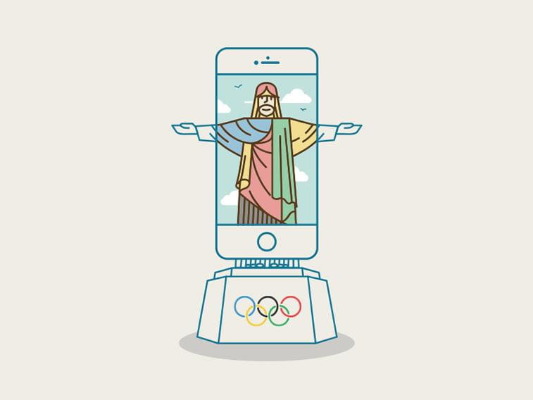 Rio Jesus 2016 Olympic Games