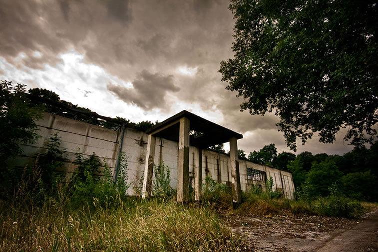 napušteno olimpijsko selo berlin 1936 selo