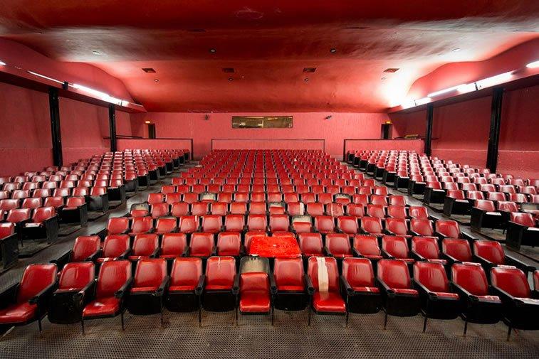 napušteno olimpijsko selo meksiko 1968 bioskop