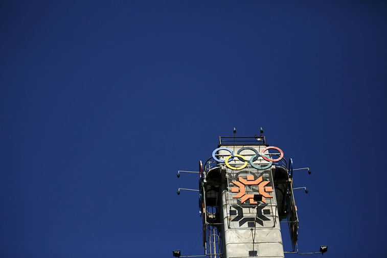 napušteno olimpijsko selo sarajevo 1984 olimpijski krugovi