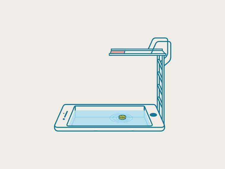 Phone pool