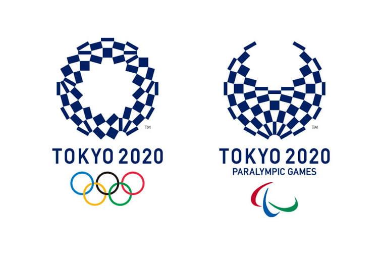 tokyo 2020 summer olympic logo