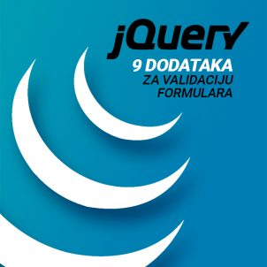9 jQuery dodataka za validaciju formulara