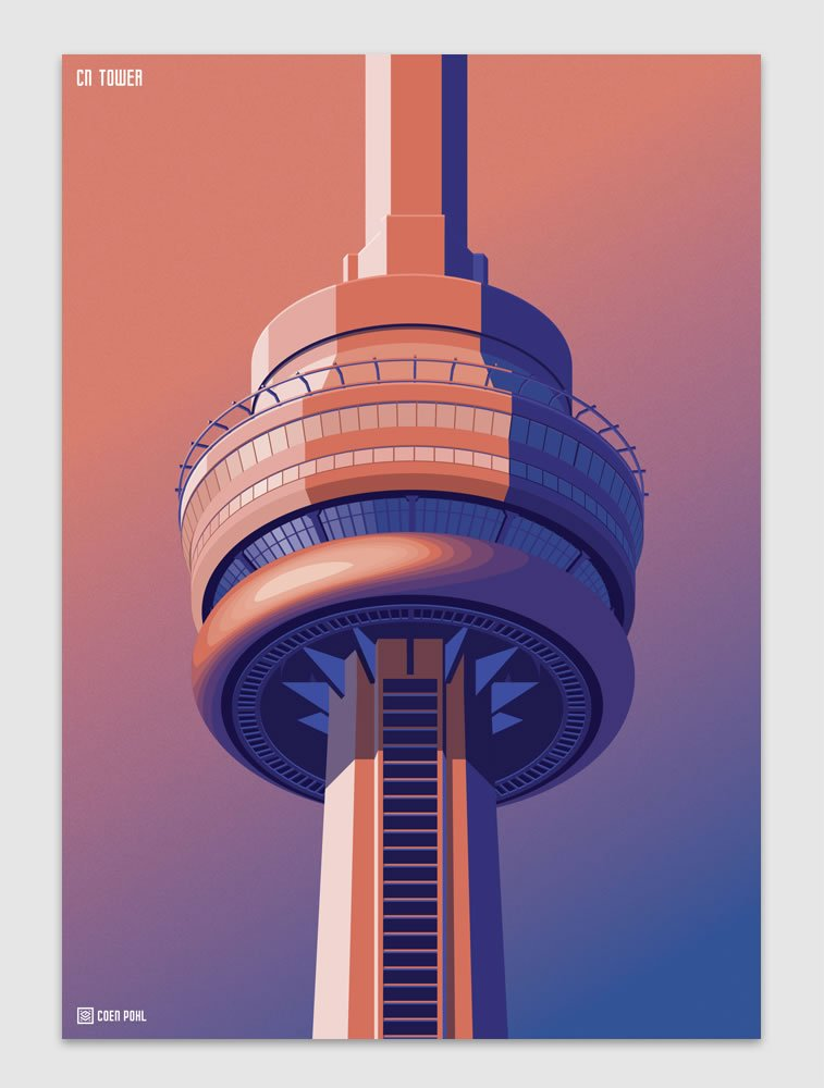 coen pohl isometric observation towers 6