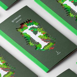 Dizajn brošure sa odličnim ilustracijama: inspiracija