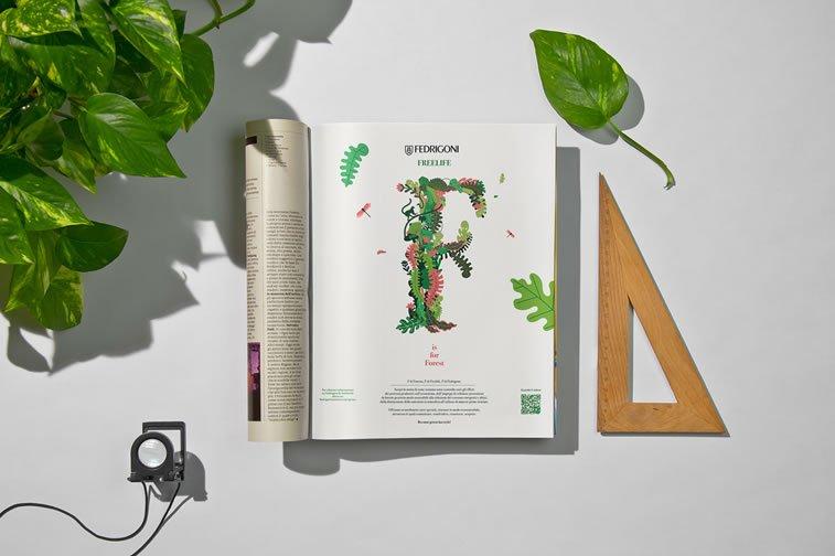 dizajn brošure sa odličnim ilustracijama inspiracija 10