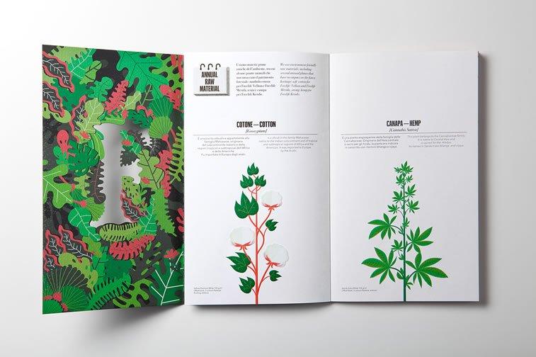 dizajn brošure sa odličnim ilustracijama inspiracija 12