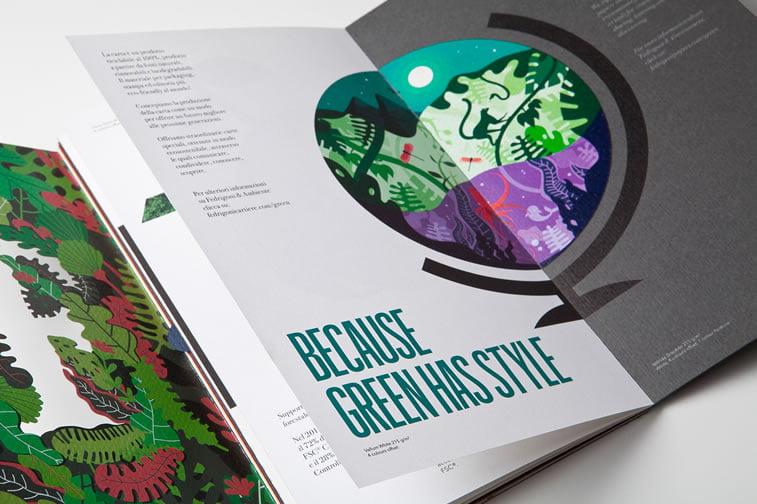 dizajn brošure sa odličnim ilustracijama inspiracija 13