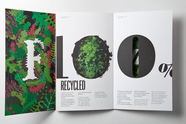 dizajn brošure sa odličnim ilustracijama inspiracija 17