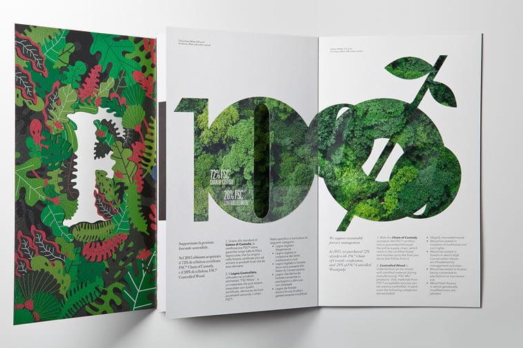dizajn brošure sa odličnim ilustracijama inspiracija 19