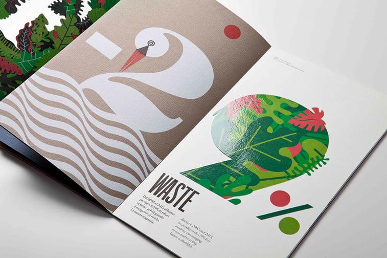 dizajn brošure sa odličnim ilustracijama inspiracija 6