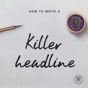 How to write a killer headline