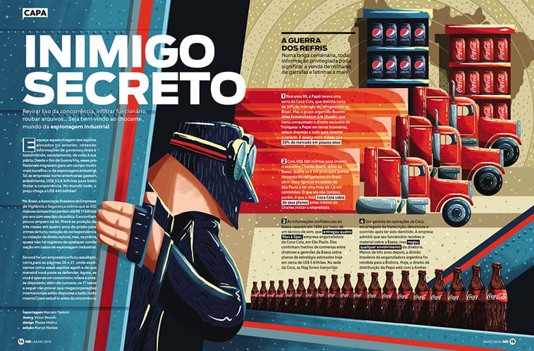 Secret Enemy – Mundo Estranho Mag