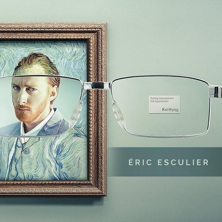 The art of Éric Esculier