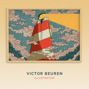 Illustrations of Victor Beuren