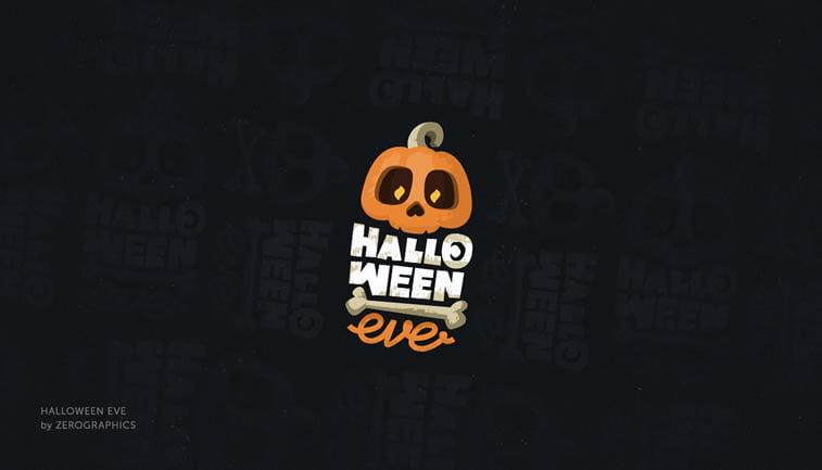 dizajn logoa - noć veštica 1