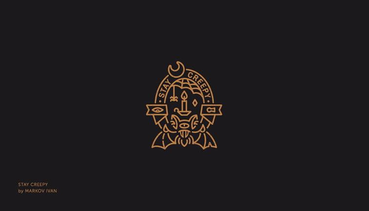 dizajn logoa - noć veštica 11