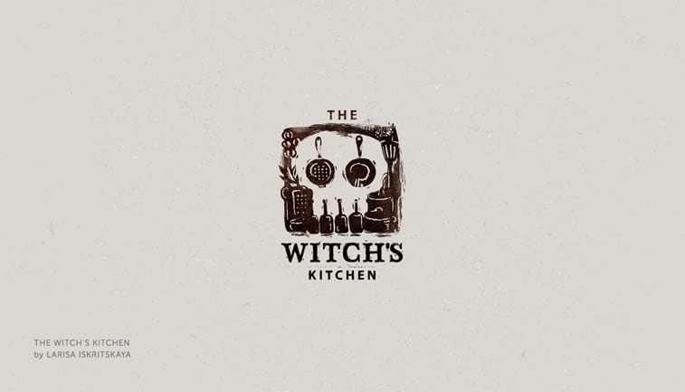 dizajn logoa - noć veštica 3