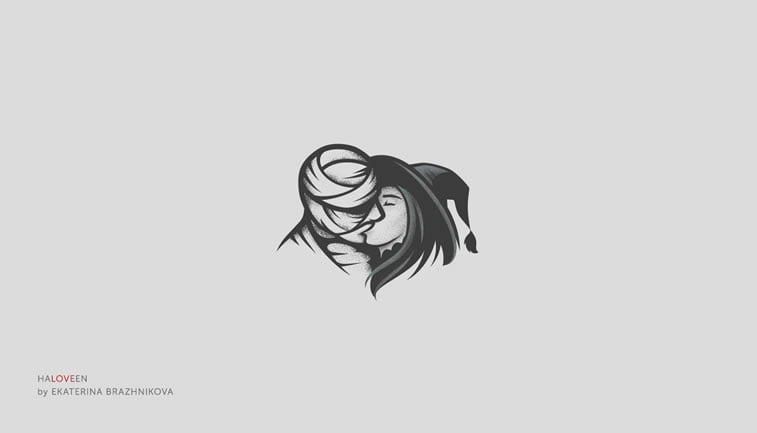 dizajn logoa - noć veštica 4
