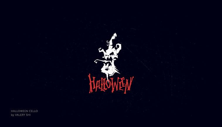 dizajn logoa - noć veštica 8