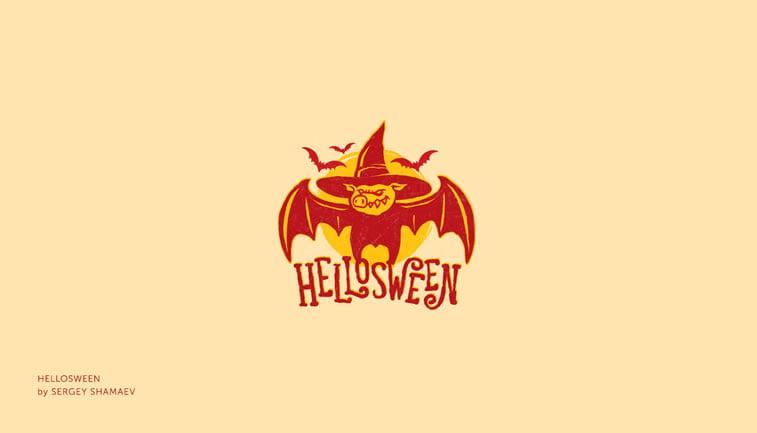 dizajn logoa - noć veštica 9