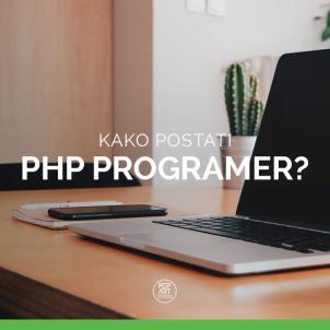 Kako postati PHP programer