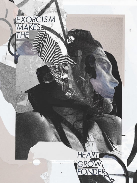 my dead pony collages 16