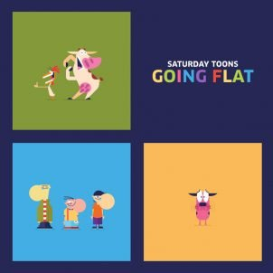 Saturday toons going flat