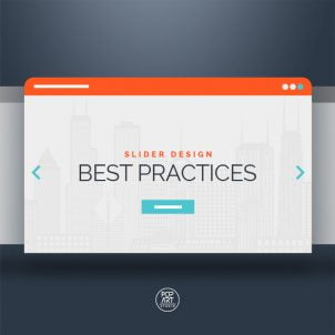 Slider design: best practices